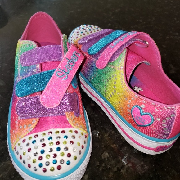 Skechers Shoes | Twinkle Toes Size 2